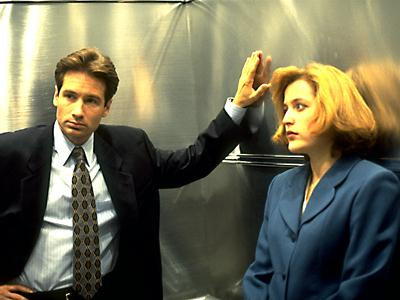 106 GHOST IN THE MACHINE (Un fantôme dans l'ordinateur)  dans SAISON 01 (1993/1994) 1061