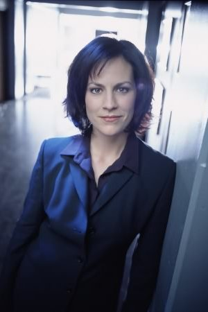 Monica Reyes (Annabeth Gish)