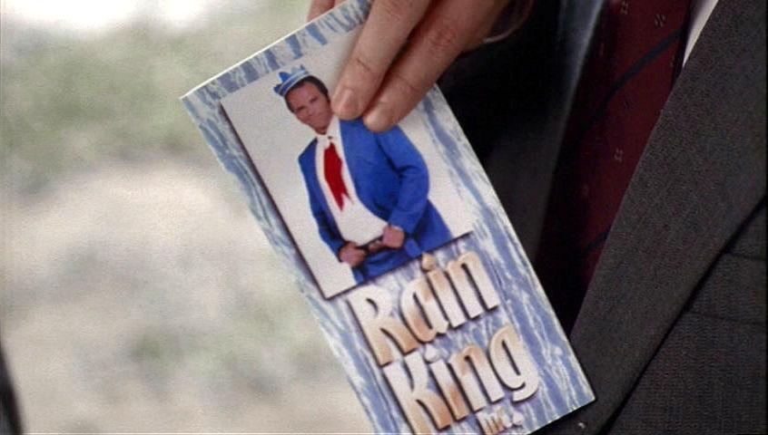 607 THE RAIN KING (Le roi de la pluie)  dans SAISON 06 (1998/1999) 6071