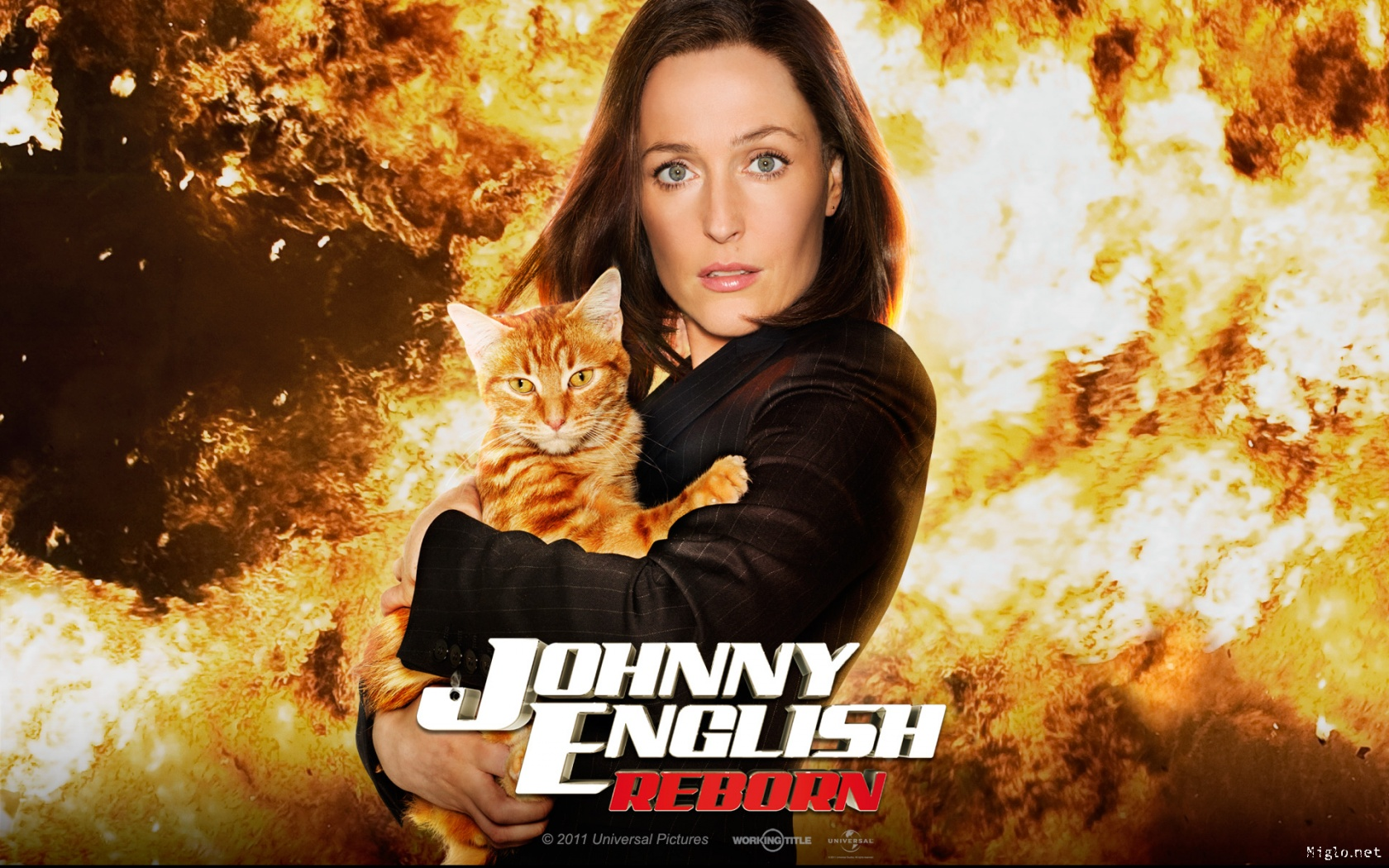 REPRISE DES NEGOCIATIONS johnny-english