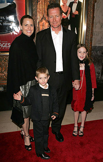 robert patrick family