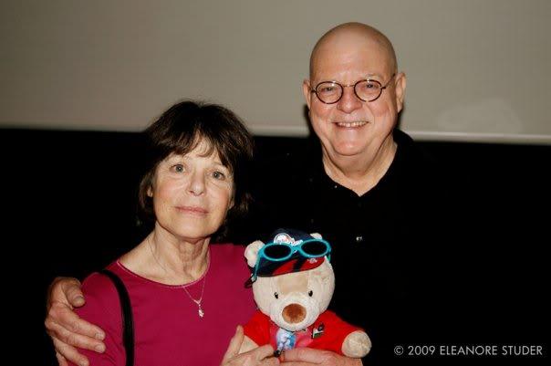 Sheila Larken et Bob Goodwin
