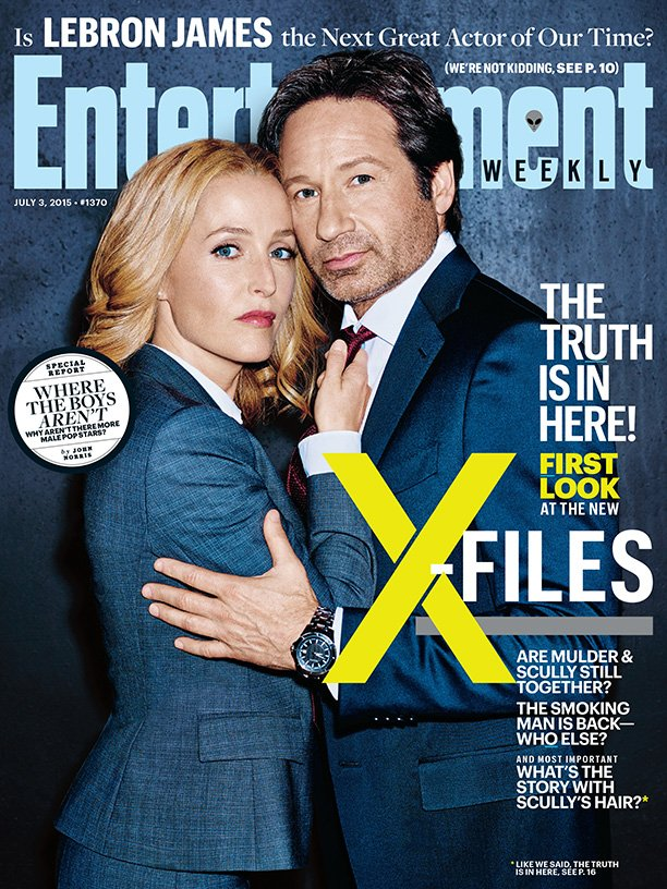 Entertainment-Weekly-X-Files